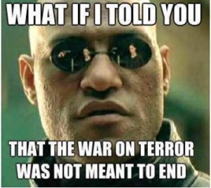 War [Without End] on Terror