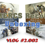 MERCS Recon Unboxing