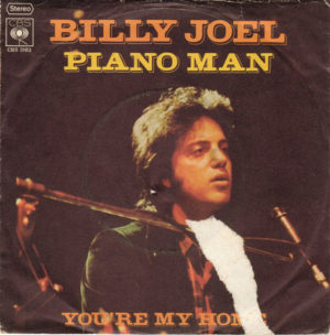 Billy Joel, Piano Man, album cover