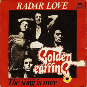 Golden Earring, Radar Love, Album cover