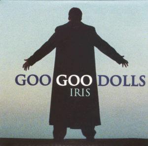 Goo Goo Dolls, Iris, album cover