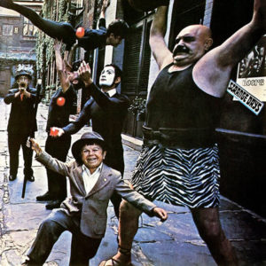 The Doors, Strange Days, album cover