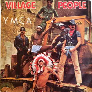Village People, YMCA single cover